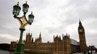 Palace of Westminster (Foto: AP)