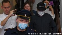 Russland Justiz Anhörung Mikhail Efremov