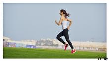 DEUTSCHKURSE | Deutschtrainer | Folge 047 | Uebungsbild | Folge-047-S01-A01-joggen
