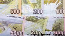 Währung von Angola - Kwanza