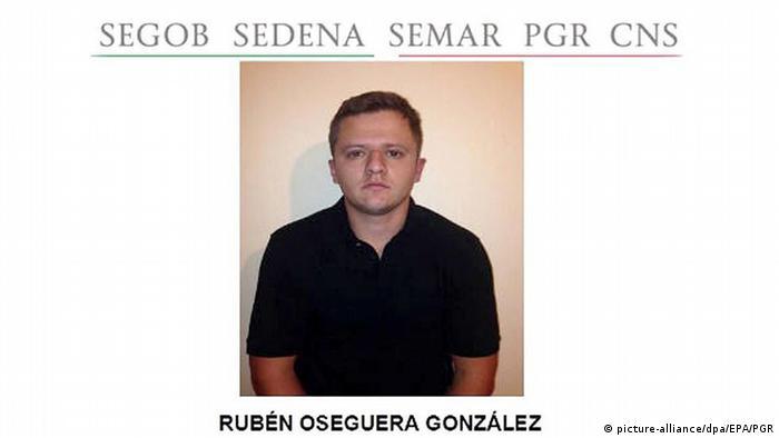 Rubén Osequera González, alias El Menchito