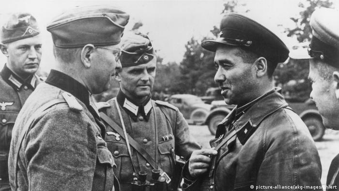 Вермахт и Красная армия. 1939 г.