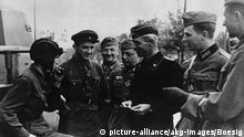 Polenfeldzug 1939 | Verhandlungen zur Demarkationslinie Deutschland und UdSSR