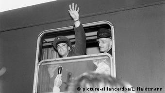 1958: Elvis Presley si ushtar amerikan në Bremerhaven