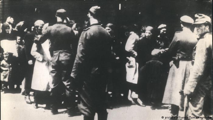 Židovi u Auschwitzu 1941.