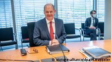 Deutschland Berlin | Bundestags-Finanzausschuss | Wirecard-Skandal