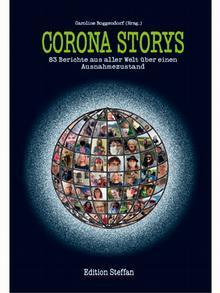 Buchcover Corona Storys