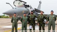 Indien Ambala | Indisch-französische Fighter Jets | Air Force Station