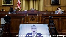 USA Kartellrecht Anhörung Mark Zuckerberg