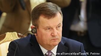Андрей Равков, государственный секретарь Совета безопасности Республики Беларусь