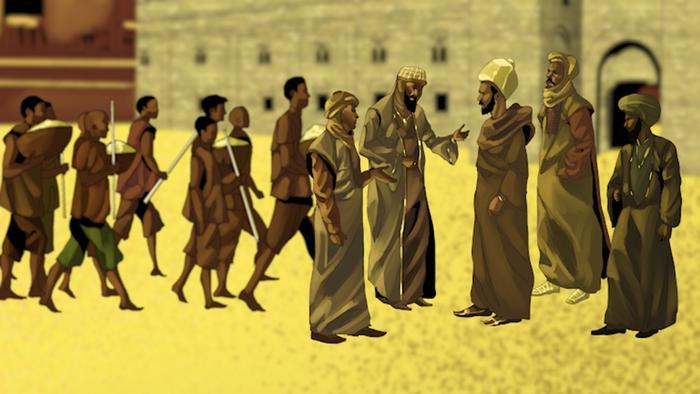 African Roots | Kanku Musa