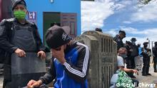 Nicaragua Coronavirus Grenze Costa Rica