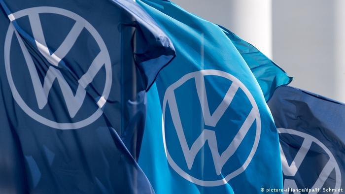 Volkswagen (picture-alliance/dpa/H. Schmidt)