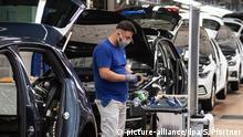 Volkswagen | Produktion im VW-Werk