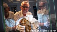 BdT Blaubeuren |Deutschlands größter Steinmeteorit