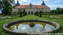 BdT Schloss Hundisburg |Gartenträume