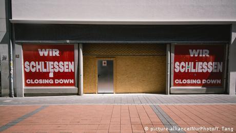 Γερμανία: Κύμα πτωχεύσεων λόγω κορονοϊού