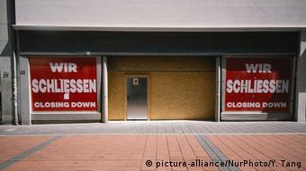 Ένα νέο lockdown θα οδηγήσει σε κύμα πτώχευσης προειδοποιεί η γερμανική οικονομία