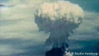 Ядерный взрыв в Нагасаки
