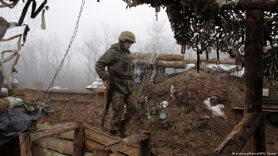Opinion: Cease-fire in Ukraine is just a political ploy