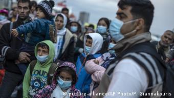 Προσφυγικό: υποσχέσεις για μεταφορά στην Ευρώπη;