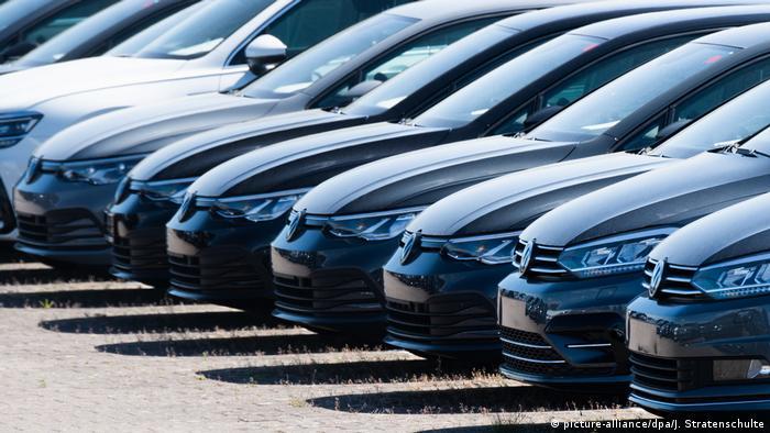 En Alemania, Volkswagen sufrió grandes pérdidas económicas en 2020.