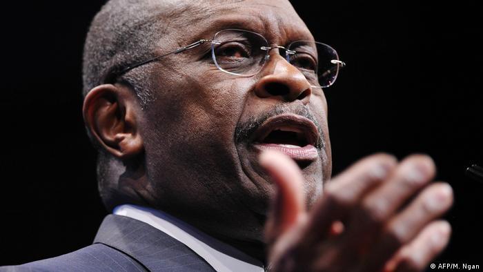 Herman Cain starb 74-jährig infolge einer COVID-19-Erkrankung (Foto: AFP/M. Ngan)