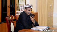 Mali DW-Interview mit Ministerpräsident Boubou Cissé