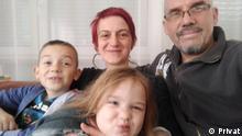 Familie Zivkovic aus Serbien
