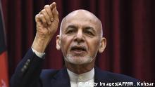 Afghanistan Präsident Ashraf Ghani