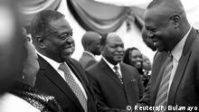 Simbabwe Landwirtschaftsminister Perrance Shiri an Covid-19 gestorben