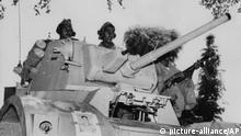 Irak Militärputsch Bagdad 1958