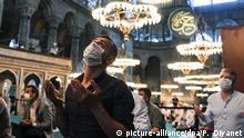 Türkei | Muslimisches Opferfest Eid al-Adha 2020