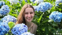 Lernerporträt Anna aus Ungarn