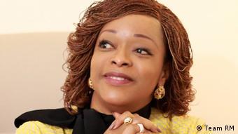 L'opposante Reckya Madougou dénonce l'arrestation des cadres de l'opposition