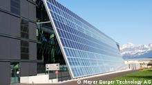 Schweiz Thun Meyer Burger Technology AG