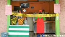 Mexiko Coronavirus Überleben in der Pandemie
