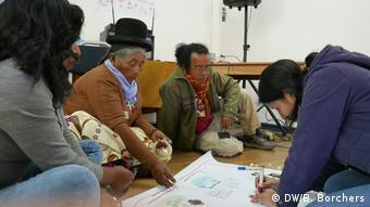 DW Akademie, Cusco/ Peru: Exchange and cooperation