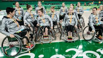 Germany and Groß won silver in Brazil in 2016