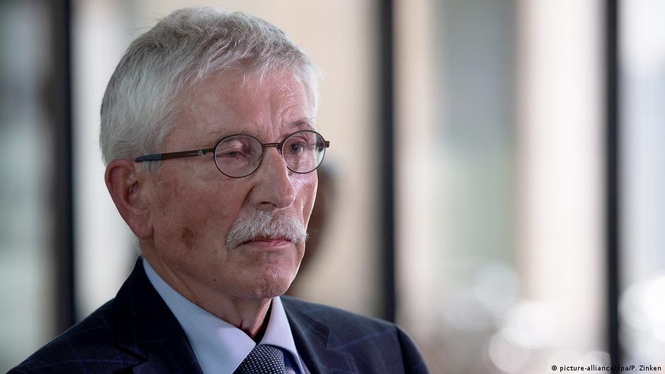 Germany: SPD formally expels former Berlin senator Thilo Sarrazin
