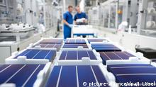 Deutschland Freiberg 2011  Solarworld AG