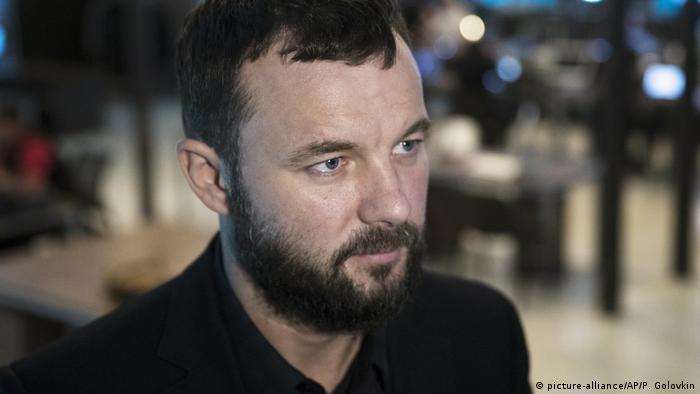 Vitaly Shklyarov I Witalij Schkliarow (picture-alliance/AP/P. Golovkin)