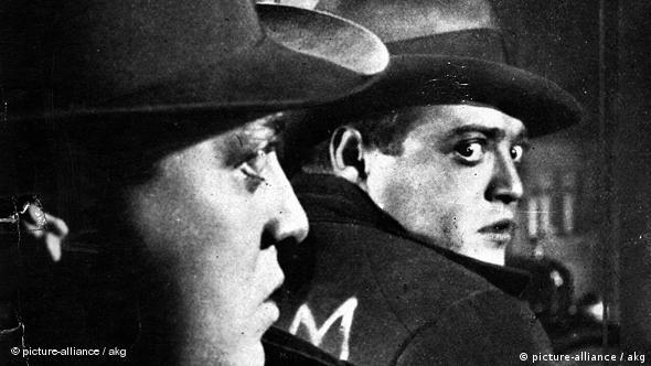 Peter Lorre in dem Film M von Fritz Lang (Foto: picture alliance akg)