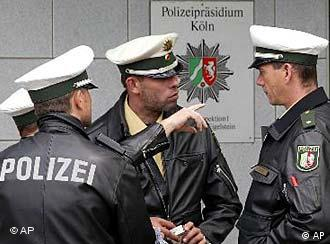 German police have been on high alert in the lead-up to the September 11 anniversary