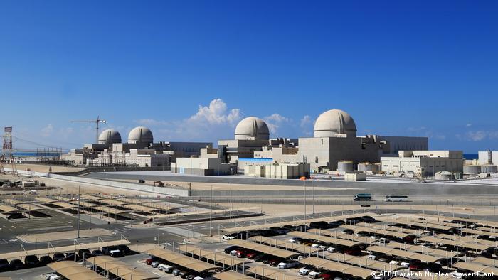 Атомная электростанция Барака в Объединенных Арабских Эмиратах
