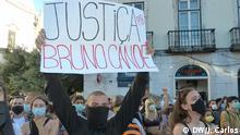 Portugal I Bruno Candé Protest