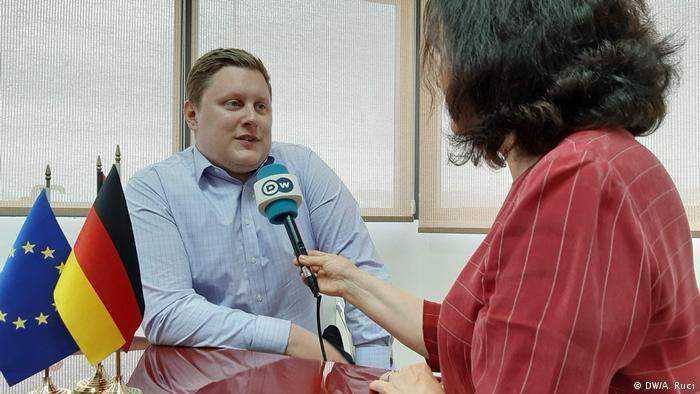 Tobias Rüttershoff I KAS I Tirana