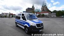 Deutschland I 1. Mai - Erfurt