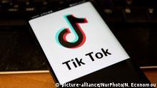 Symbolbild TikTok Logo
