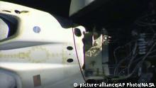 SpaceX-Astronauten kehren zurück
